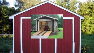 Garden Shed Plans Free