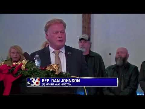 Dan Johnson accused of sex assault