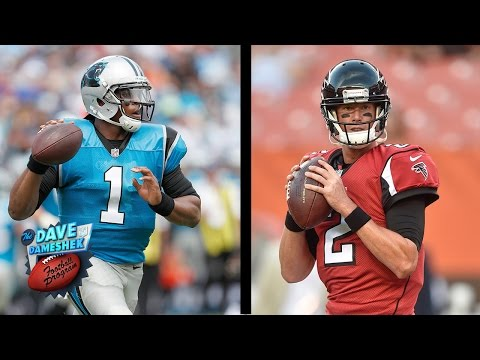 Matt Ryan Worse QB in NFC South & Panthers Underrated? | Dave Dameshek Football Program | NFL