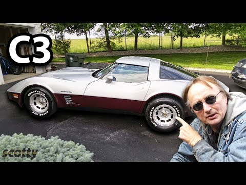 Here's Why This 1982 Corvette was the Last of the C3 Generation