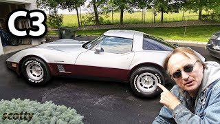 Here'S Why This 1982 Corvette Was The Last Of The C3 Generation | Scotty
