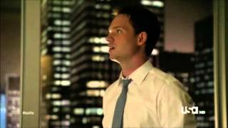 Suits - Mike & Rachel: How To Write An Essay