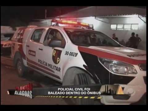 POLICIAL CIVIL É BALEADO E MORTO DENTRO ÔNIBUS 1 parte