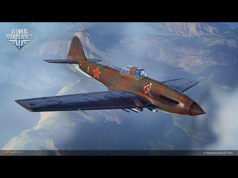 World of Warplanes - LVL VIII Russian Premium Ilyushin IL-10M Attack Aircraft