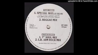 Download L D Jam & Sylvia Tella - Special Way (Reggae Mix) MP3