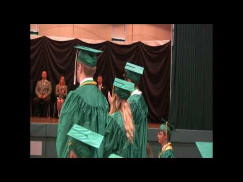 Newburg (Missouri) High School Graduation 2017