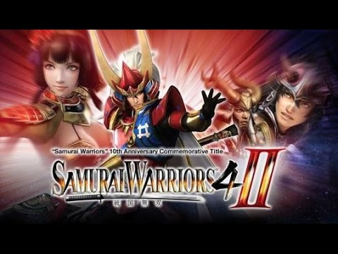 Samurai warriors 4-II : Trials of Trust ; The Osaka Campaign