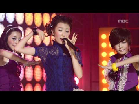 Wonder Girls - Tell Me, 원더걸스 - 텔미, Music Core 20070929