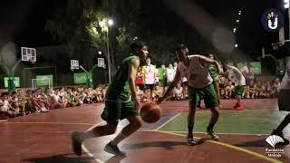 Campus Fundación Unicaja Baloncesto 2019 T2: Torneo 3x3