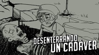 desenterrando-un-cadver-bad-dream-coma