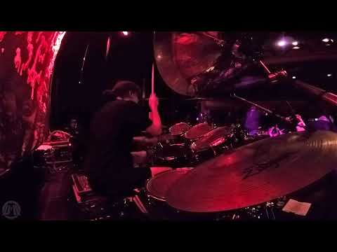 CANNIBAL CORPSE@Devoured By Vermin-Paul Mazurkiewicz-live in Czech Republic 2018 (Drum Cam)