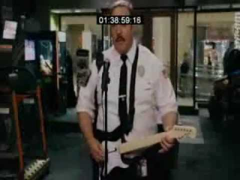 Paul Blart: Mall Cop Arcade Scene
