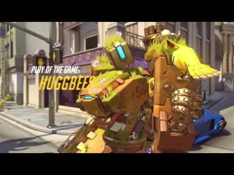 Bastion Gets Play of the Game Before Game Even Starts