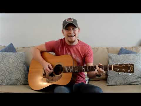 """""""Blue Tacoma"""" by Russell Dickerson - Cover by Timothy Baker"""