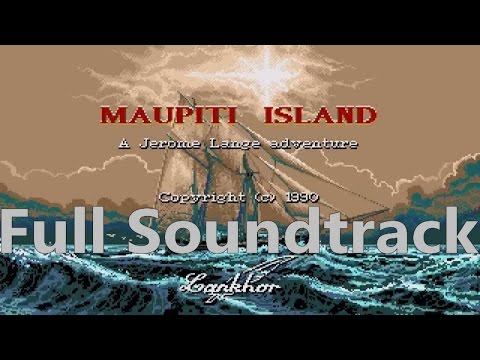 Maupiti Island {Full Soundtrack} ♫