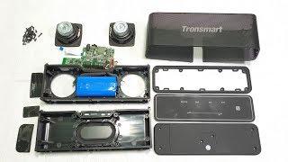 Test and What's inside 40W Tronsmart Element Mega Bluetooth Speaker