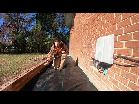 How to Install Landscape Fabric Like a Pro