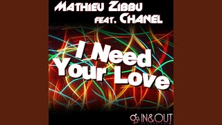I Need Your Love (Club Radio Edit)