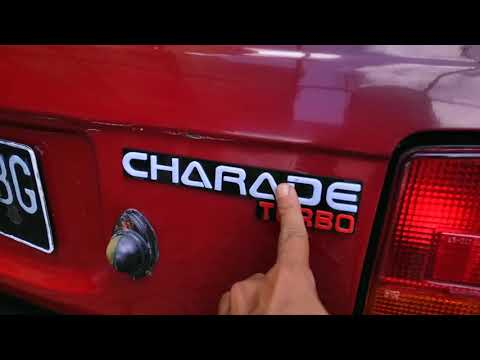 SEBRED™ - Daihatsu Charade G11 Turbo - SPEC 011218