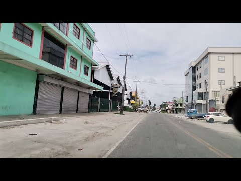 GUYANA: A TOUR OF BROAD STREET AND ST STEPHEN STREET, GEORGETOWN