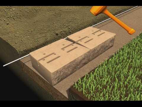 5 l nea de la base una gu a de por pasos para Construir una pileta de ladrillos