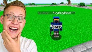 SkyGuy als SKYGUY FAKER unterwegs 😂