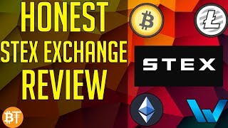 Honest STEX Exchange review in 2018...BTC,ETH,LTC,WEB,MBC and more