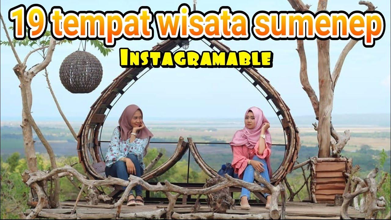 10 tempat wisata di Sumenep terbaru & Instagramable
