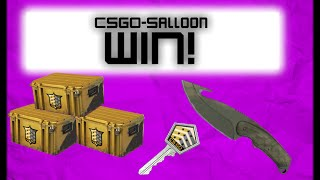 CsGo-Salloon | Winning | Gut Knife - Sand Dune Mw |