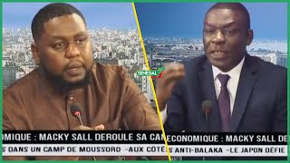 L'émission Ndoumbelane suspendue après un échange très houleux entre Farba Senghor et Pape M Diallo