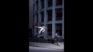 Quarta edição da crew NSP, vídeo de skate idealizado por Alexandre ...