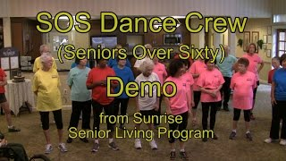 DANCING Seniors in 60