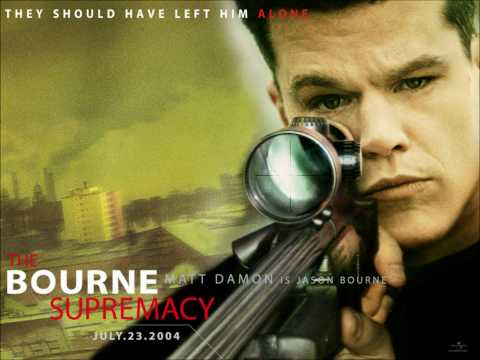 The Bourne Supremacy  Extreme Ways Mo