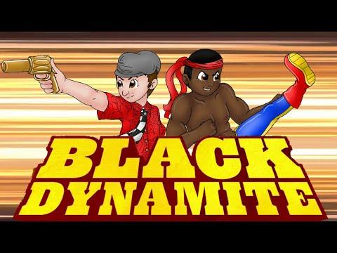 Black Dynamite The Animated Series Review - Aficionados Chris (ft. BlackCriticGuy)