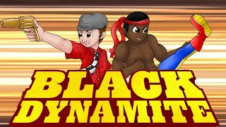 Black Dynamite The Animated Series Review - Aficionados Chris (ft. BlackCriticGuy)