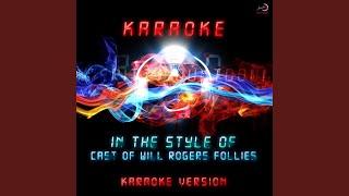 No Man Left for Me (Karaoke Version)