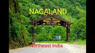 Nagaland beauty || northeast India || culture and daily life.