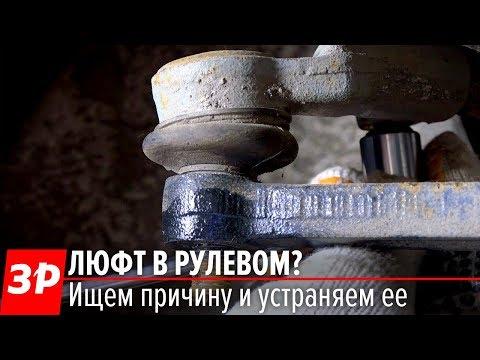 Диагностика и замена рулевого наконечника - инструкция «За рулем»