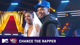 Chance the Rapper Leaves His Girl At The Altar 😂 | Wild