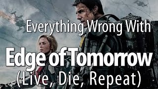 Video Everything Wrong With Edge Of Tomorrow download MP3, 3GP, MP4, WEBM, AVI, FLV September 2018