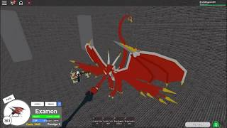 [ROBLOX] Three Secret Rooms In Digimon Aurity