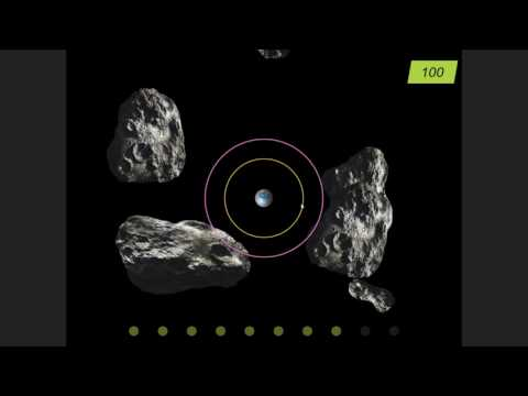 Canvas Coding Examples - 32 - Asteroid Void - With ZIM #HTML #JavaScript #CreateJS #ZIMjs