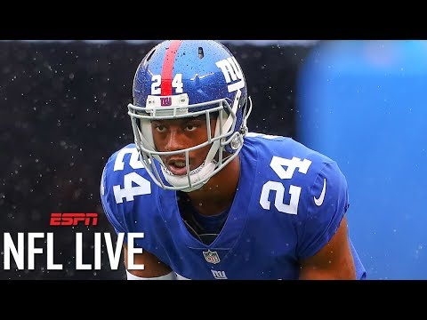Giants to trade Eli Apple to Saints for future picks | NFL Live