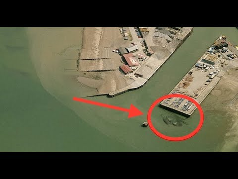 Someone Found This On Google Maps. You Won't Believe What It Is. OMG !