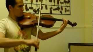 Seitz Concerto No. 2, 3rd Mvt, Allegretto Moderato (Viola)