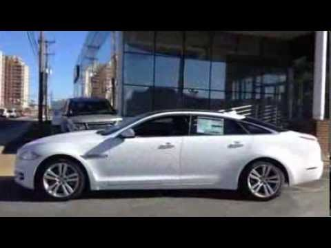 2013 JAGUAR XJL PORTFOLIO WHITE 2   YouTube