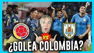 🇨🇴 COLOMBIA vs URUGUAY 🇺🇾 ELIMINATORIAS SUDAMERICANAS QATAR 2022 🏆 PREDICCION & ANALISIS