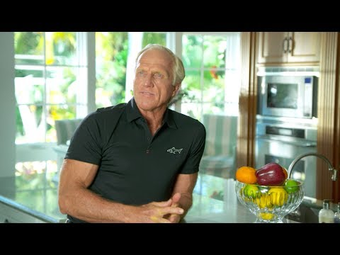 Greg Norman on diet
