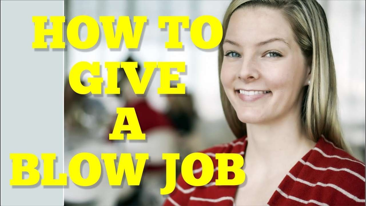 how to give a blow job you tube black big pines