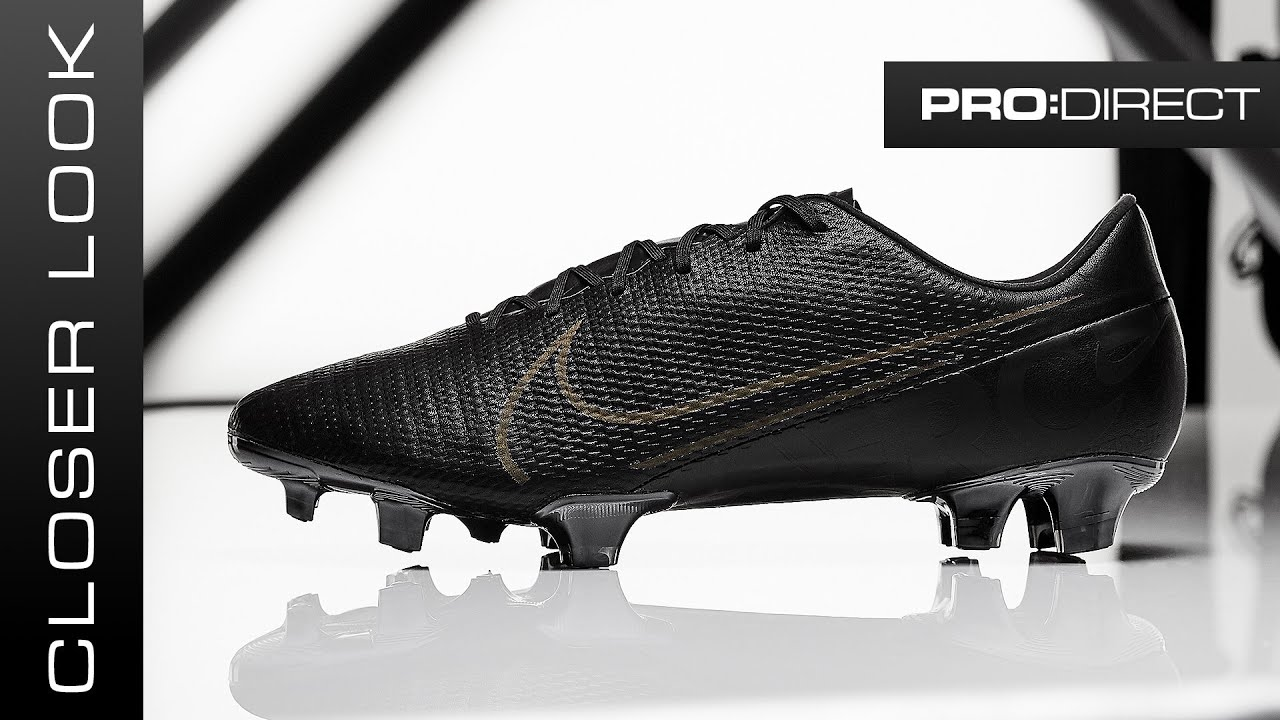 THE BOOTS NIKE DON'T WANT TO RELEASE NIKE MERCURIAL VAPOR 13 TECH CRAFT LEATHER